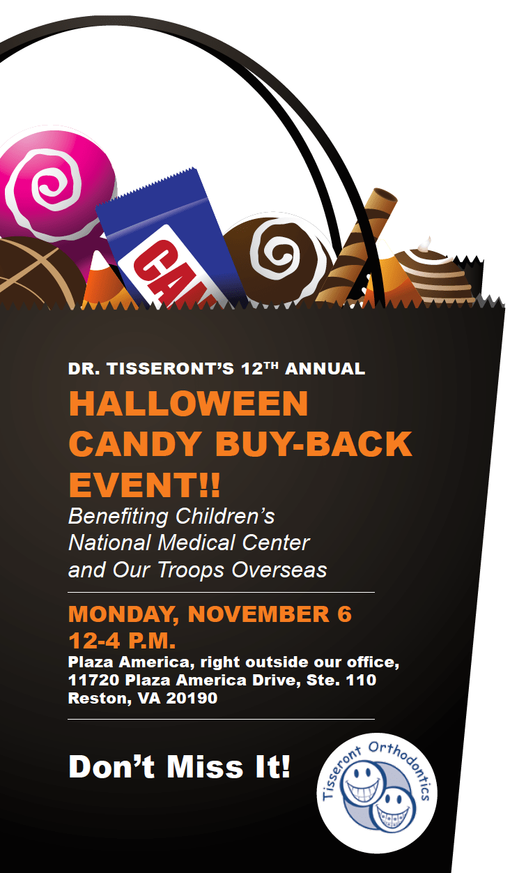 Halloween Candy Buy-Back Event